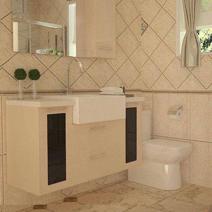BSYG-01 Bathroom Vanity 304 Stainless Steel 100% Water-resistant