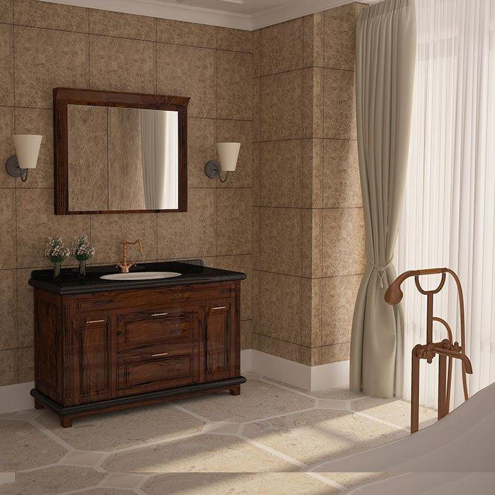 BSYG-07 Classica Style Bathroom Cabinet with Drawers
