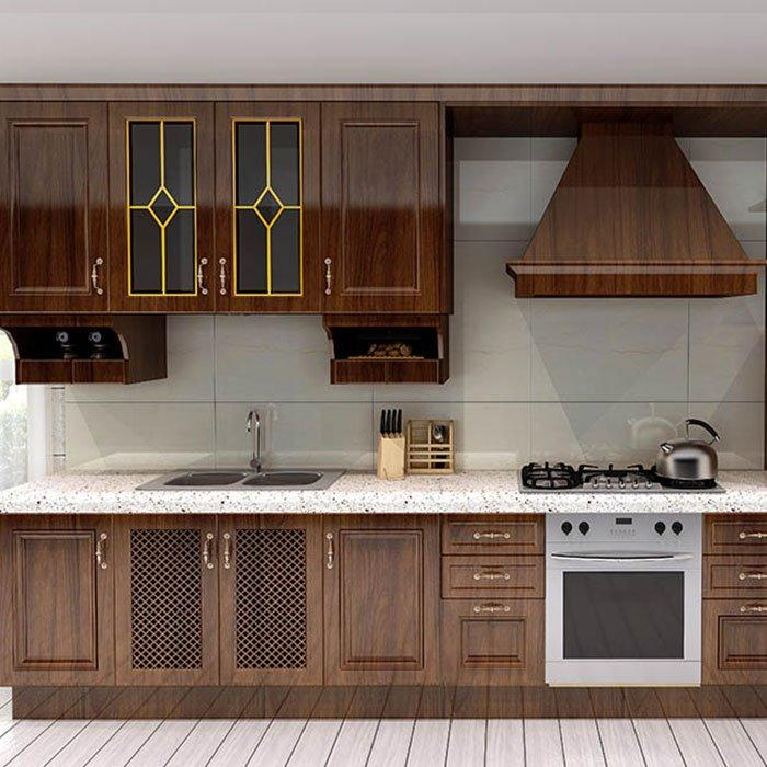 G001 Vienna - Classical Kitchen European Style by Stainless Steel