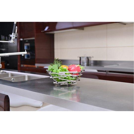 X001 Raymond - Modular Kitchen Stainless Steel Countertop